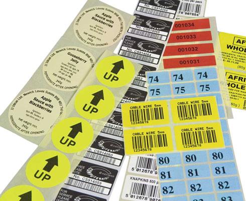 labels-random