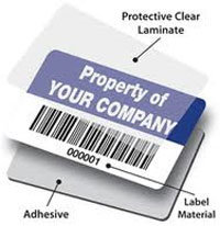 Asset Label