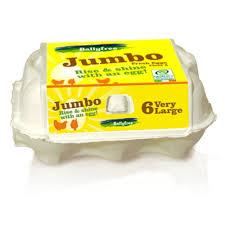 Egg Box Labels